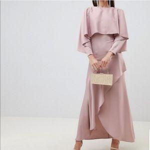 Mauve ASOS Gown